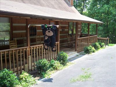 Welcome to Bear Creek Lodge! Come visit with us for fun, rest, and relaxation!