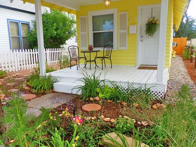 Delightful Front Porch!