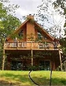 Berkeley Springs chalet rental - Luxury Custom Built Chalet