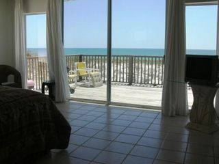 Navarre Beach house photo - Each bedroom has private deck access