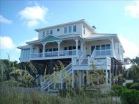 Palm Island Beach Front House - Floridays