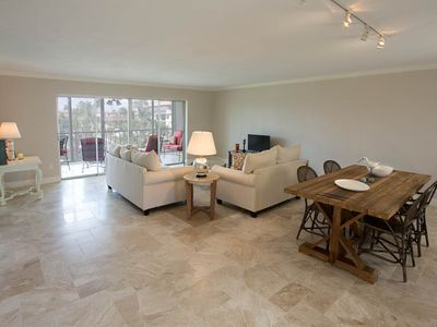 Renovated South End Marco Island Florida Oasis on the intercoastal waters w/view