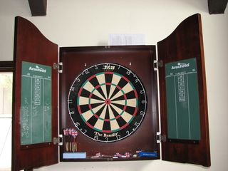 Mammoth Lakes condo photo - Darts!