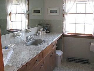 Pocasset house photo - Master Bath, with bathtub and shower.