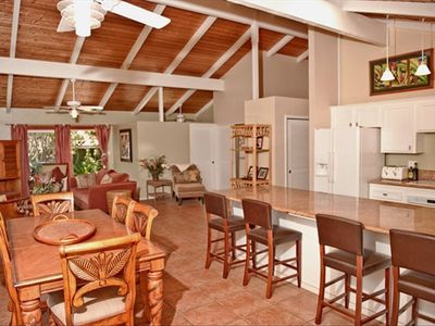 Kihei house rental - Living Area