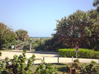 Vero Beach condo photo - Glimpse of the ocean view