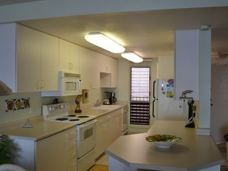 Maalaea condo photo - Fully equiped kitchen.
