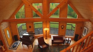 The Great Room offers breathtaking views - Nashville house vacation rental photo