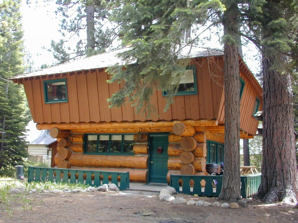 39 one of a kind 39 romantic west shore log homeaway lake for North lake tahoe cabin rentals