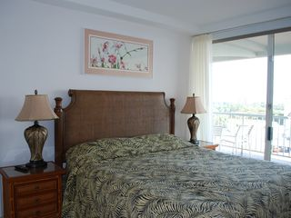 Lahaina condo photo - Comfortable King Size Bed