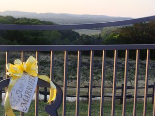 Boerne house photo - A Beautiful Vista Greets You!