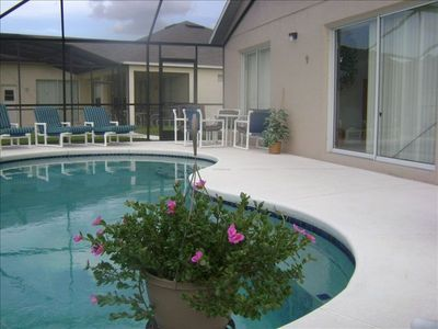 Westridge villa rental - Fabulous Heated, Screened Pool