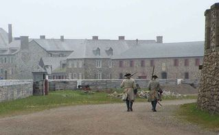 Sydney house photo - Fortress of Louisbourg 1/2 away