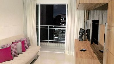 Your Luxury Apartment in Fortaleza, the seaside 200m the more sophisticated site