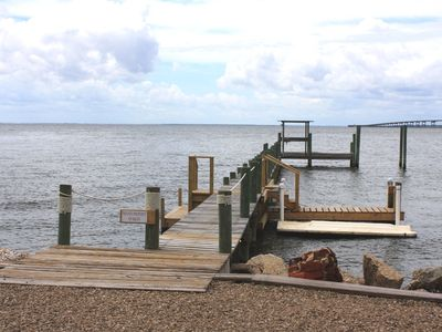 Extra kayak dock & 2 floating docks for your jet skiis