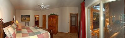 Master Bedroom - 360 camera picture