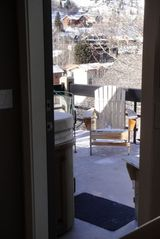 Old Town condo photo - Deck, view from inside