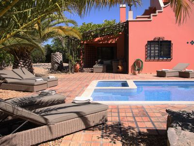 Villa With Private Pool And Stunning Views Across The Goldra Valley