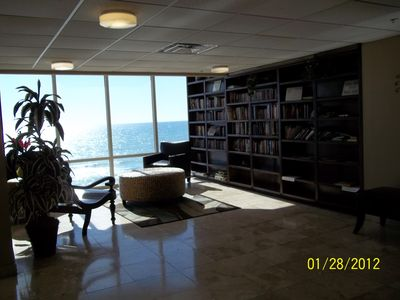 Resort Library