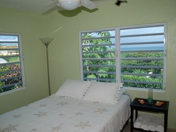 Another Bedroom with Ocean Views