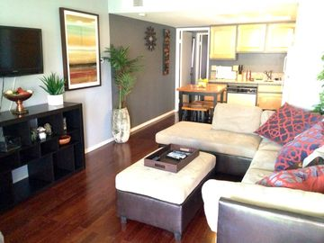 Desert Hot Springs condo rental - Cosy getaway in the desert with everything you need