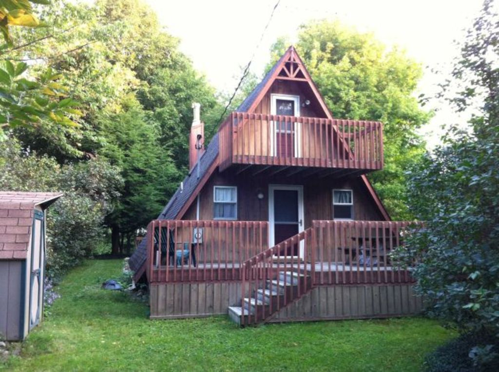 Lake Ontario A Frame Cottage With 1 5 Homeaway Mannsville