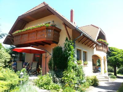 'Louisa' Holiday House in Siofok
