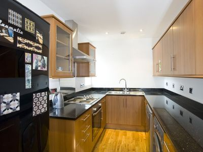 Covent Garden apartment rental - Kitchen