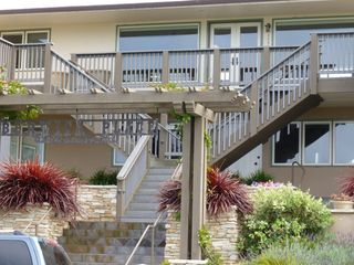 Pacific Grove condo photo - Front of Building