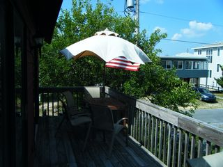 South Bethany Beach house photo - deck front side
