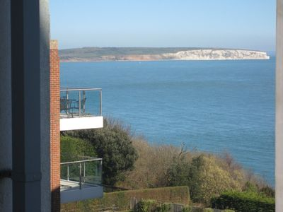 Shanklin apartment rental - Wake up to a sea view