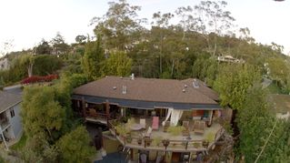 Santa Barbara house photo - Aerial View Of Our Home