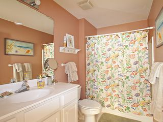 Tybee Island condo photo - Master Bath