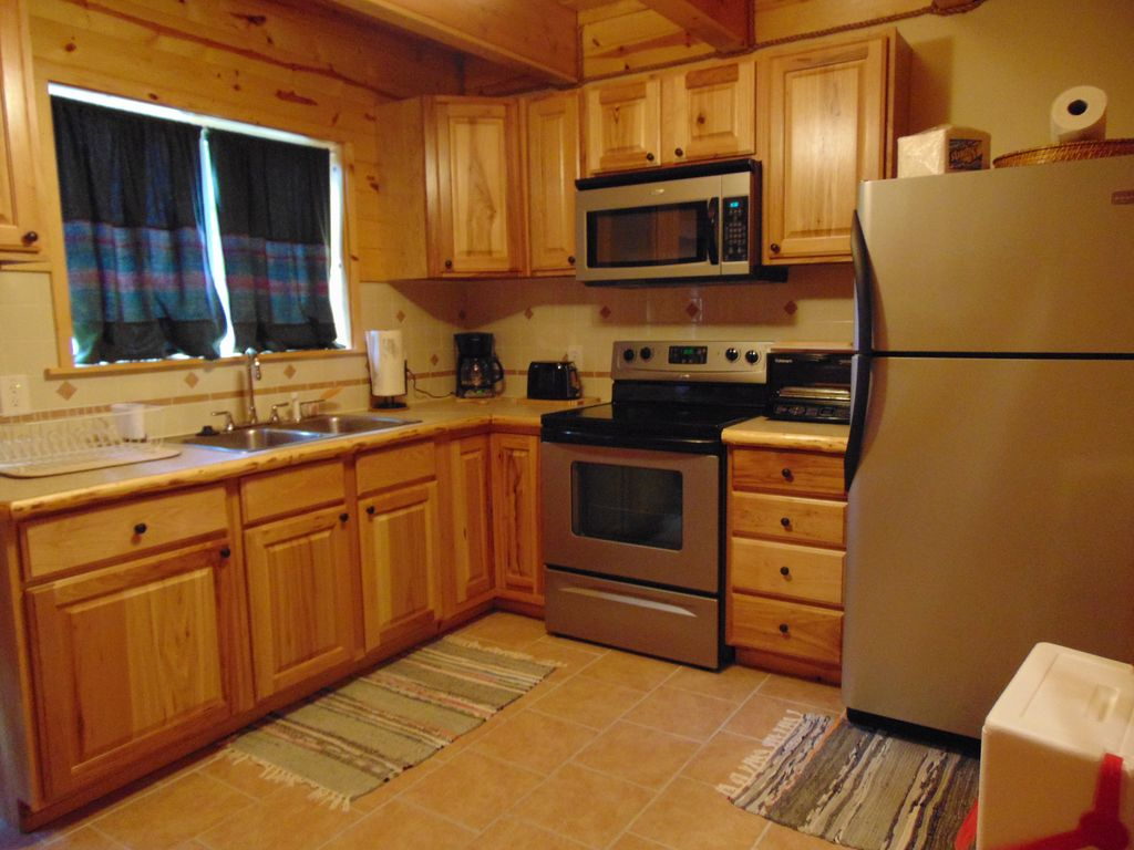 A Frame Kitchen Cute Modified A Frame Cabin Surrounded By National Forest