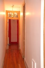 Eckington townhome photo - hallway to bedroom #4