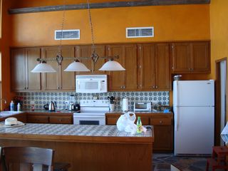 Kino Bay villa photo - Kitchen area (with shopping bag)