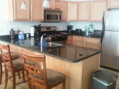 Wildwood Crest condo rental - Kitchen