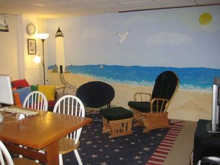 Oak Bluffs house photo - Lounge Area Basement