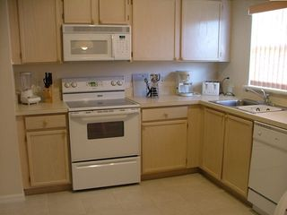 Fully Equipped Kitchen with all the comforts of home