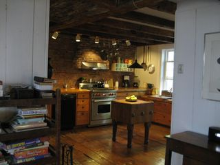 Wellfleet farmhouse photo - Kitchen