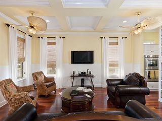 Ormond Beach house photo - Spend quality time in our handsomely decorated living room