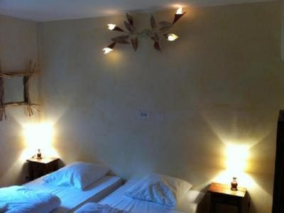 Accommodation near the beach, 220 square meters, , Toudon