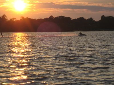 Lakefront Vacation Rental With Private Boat Landing!
