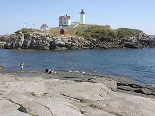 York Beach property rental photo - The Stunning Nubble Lighthouse