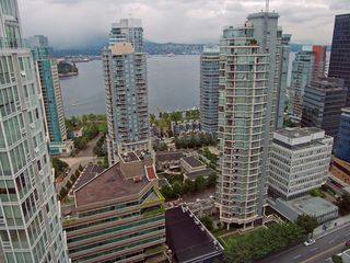 Vancouver condo photo - Bright, spacious, open plan living room, kitchen and dining room