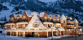 Aspen condo photo - Winter Exterior