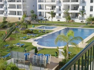 Mijas Costa apartment rental - Pool