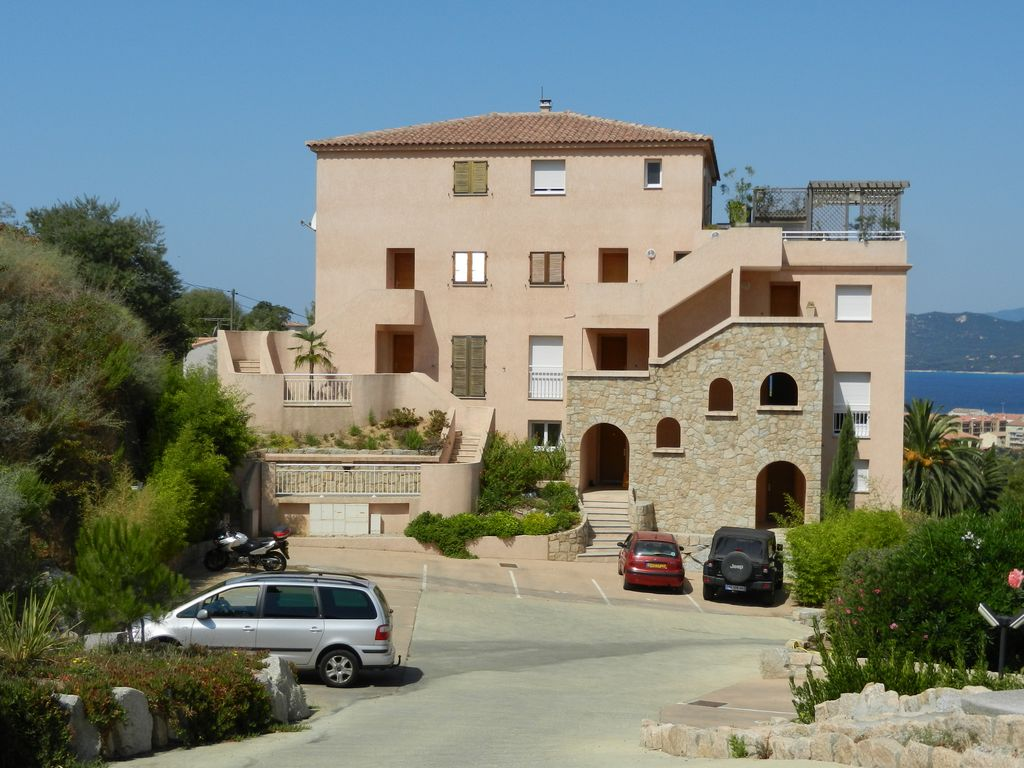 Apartment 50 square meters, close to the sea , Propriano, France