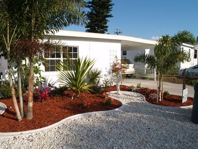 Fort Myers Beach bungalow rental - Beach bungalow in 'old Florida style'