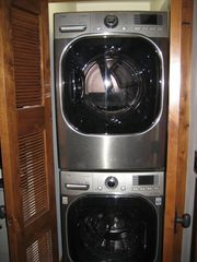 Telluride condo photo - Full Size Washer and Dryer
